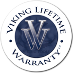 Viking Warranty Logo