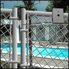 Mesh Style Pool Cover