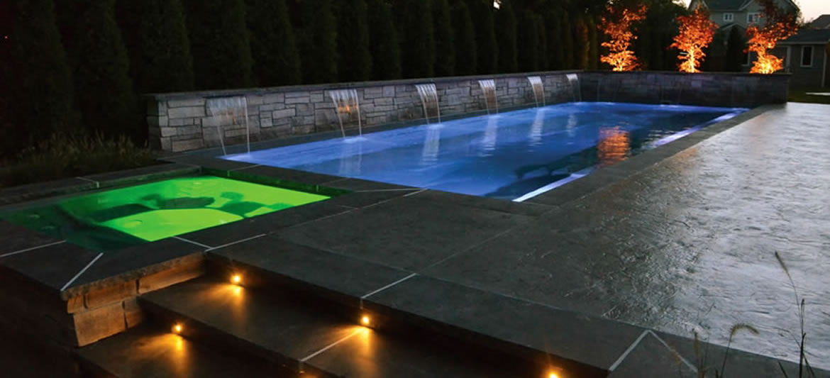Imagine Pools Fiberglass Pool